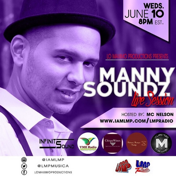 Manny Soundz June 10