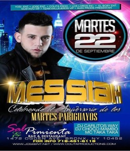 Messiah Sept 22 flyer