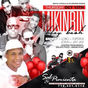 Oct 15 Mikinbin Birthdaybash